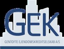 Gentofte Ejendomskredit A/S logo